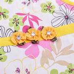 View Image 4 of Flower Sun Dog Dress by Dogo