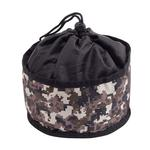 Foldable Dog Travel Bowl by Doggles - Camo