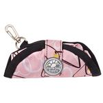 View Image 3 of Foldable Dog Travel Bowl by Doggles - Pink Hearts