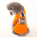 View Image 1 of Football Dog Sweatshirt by Dogo