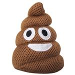 FouFou Dog Emoji Dog Toy - Poop
