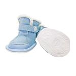 View Image 1 of FouFou Duggz Dog Shoes - Blue