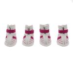 View Image 1 of FouFou Sidekicks Dog Shoes - Pink