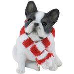 View Image 1 of French Bulldog Christmas Ornament