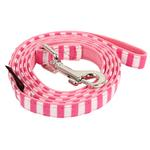 View Image 1 of Frontier Dog Leash by Puppia - Pink