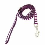 View Image 1 of Frontier Dog Leash by Puppia - Purple
