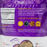 View Image 2 of Fruitables Dog Treats - Pumpkin & Blueberry