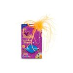 View Image 1 of Funkitty Twist 'n Treat Teaser Cat Toy