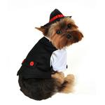 View Image 1 of Gangster Dog Costume
