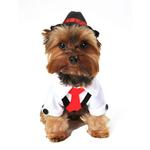 View Image 2 of Gangster Dog Costume
