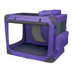 View Image 1 of Generation Soft Dog Crates - Lavender
