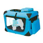 View Image 2 of Generation Soft Dog Crates - Ocean Blue