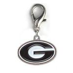 View Image 1 of Georgia Bulldogs Dog Collar Charm