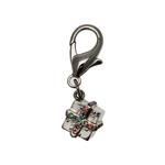 View Image 1 of Gift Box D-Ring Collar Charm