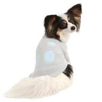 View Image 1 of Giggles Dog Sweater by Pinkaholic - Blue