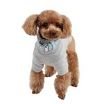 View Image 4 of Giggles Dog Sweater by Pinkaholic - Blue