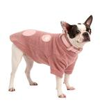 View Image 1 of Giggles Dog Sweater by Pinkaholic - Pink