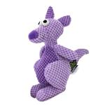 View Image 1 of GoDog Checkers Kangaroo Dog Toy