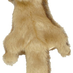 View Image 2 of GoDog Roadkill Dog Toy - Otter