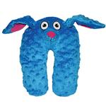 View Image 1 of GoDog Unimal with Chew Guard Dog Toy - Hoppy