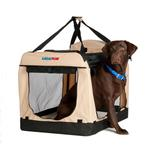 View Image 4 of Great Paw Lodge Soft Dog Crate