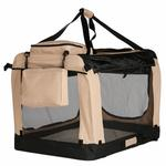View Image 2 of Great Paw Lodge Soft Dog Crate