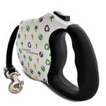 View Image 4 of Greenday Retractable Dog Leash
