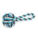 Grriggles Top Knot Tug Toy - Bluebird