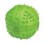 View Image 1 of Grriggles Chompy Romper Balls - Parrot Green