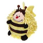 View Image 1 of Grriggles Flutter Bug Moppy Dog Toy - Bee