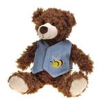 View Image 1 of Grriggles Flutterbugs Bear Dog Toy - Boy