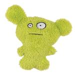 Grriggles Furzies Dog Toy - Green