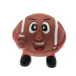 View Image 1 of Grriggles Game Day Guy Dog Toy - Football