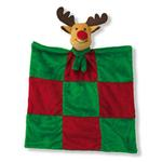 View Image 1 of Grriggles Merry Quilt Dog Toy - Reindeer