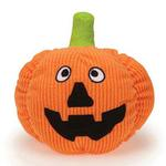 View Image 1 of Grriggles Playful Pumpkin Dog Toy - Jack