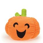 View Image 1 of Grriggles Playful Pumpkin Dog Toy - Jill