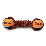 View Image 1 of Grriggles Trick or Treat Tug - Orange and Black