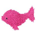 View Image 1 of Grriggles Whales & Tails Moppy Dog Toy - Pink Whale