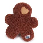 Grriggles Yukon Berber Boys Dog Toy - Chocolate
