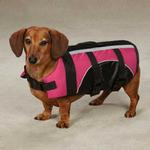 View Image 1 of Guardian Gear Brite Pet Preserver - Raspberry