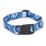 View Image 1 of Guardian Gear Camo Dog Collar - Blue