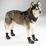 View Image 2 of Guardian Gear Dog Boots - Orange