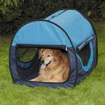 View Image 1 of Guardian Gear Insect Shield Collapsible Pet Crate