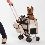 View Image 3 of Guardian Gear Jet-Set Pet Stroller