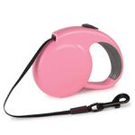 View Image 1 of Guardian Gear Mini Retractable Belt Dog Lead - Pink