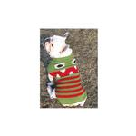 View Image 3 of Handmade Little Monster Wool Dog Sweater