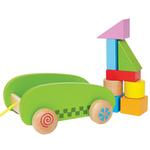 Hape Push & Pull - Mini Block and Roll
