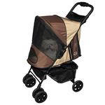 View Image 1 of Happy Trails Dog Stroller - Sahara