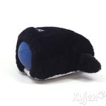 View Image 3 of Hard Boiled Softies Dog Toy - Petey the Penguin