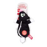 View Image 1 of Hear Doggy Flat Dog Toy - Skunk